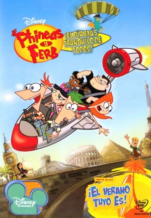 Phineas und Ferb 499x720