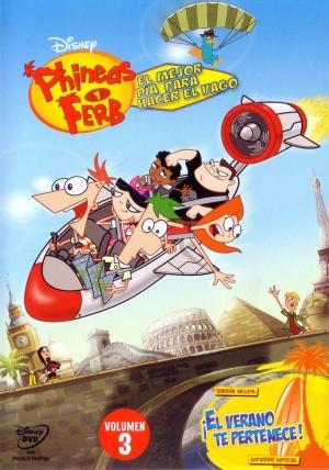 Phineas und Ferb 1010x1441