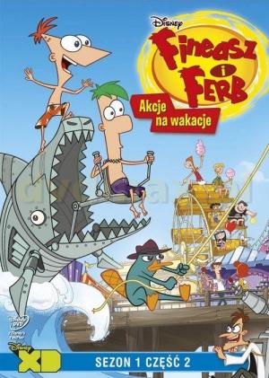 Phineas und Ferb 500x702