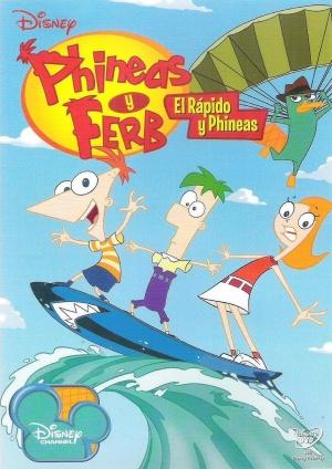 Phineas und Ferb 1010x1426