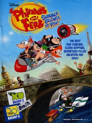 Phineas und Ferb 1560x2088