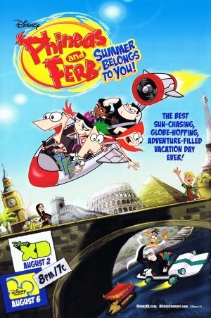 Phineas und Ferb 1024x1544