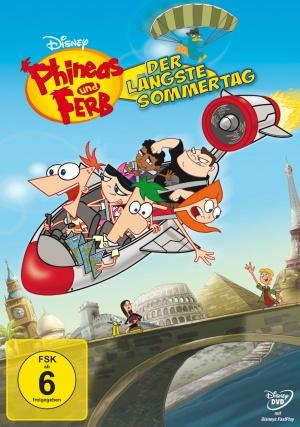 Phineas und Ferb 1439x2048