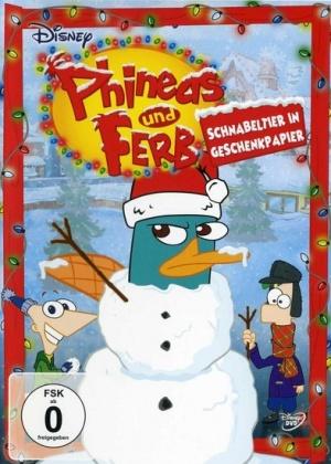Phineas und Ferb 393x550