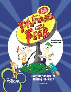 Phineas und Ferb 1279x1647