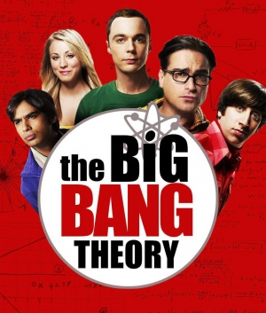 The Big Bang Theory 850x1001