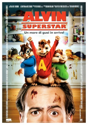 Alvin and the Chipmunks 683x966