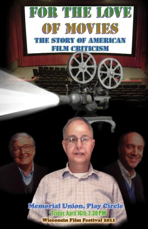 For the Love of Movies: The Story of American Film Criticism 3235x5000