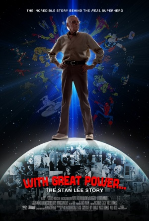 With Great Power: The Stan Lee Story 3375x5000