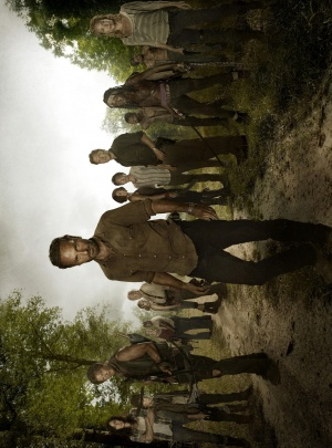 The Walking Dead 1517x2048