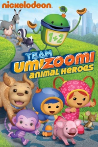 Team Umizoomi poster