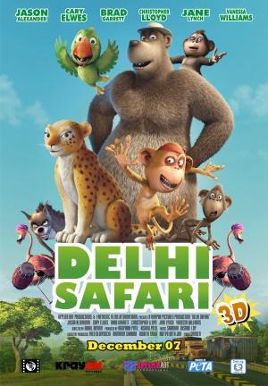 Delhi Safari 3471x5000
