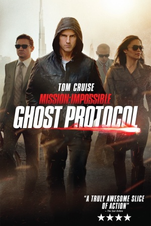 Mission: Impossible - Ghost Protocol 800x1200