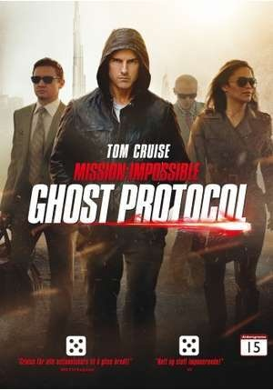 Mission: Impossible - Ghost Protocol 300x429