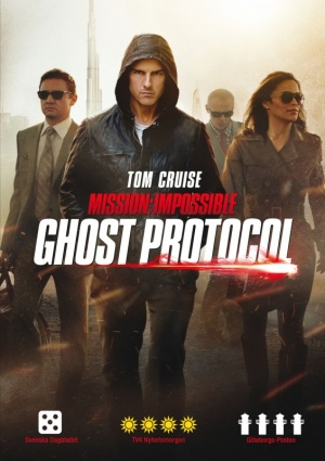 Mission: Impossible - Ghost Protocol 565x800