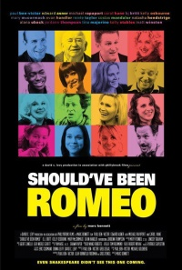 Should've Been Romeo poster