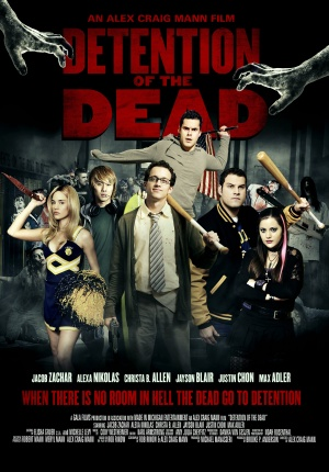 Detention of the Dead 3485x5000