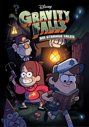 Gravity Falls 1744x2500