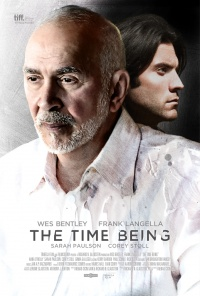 The Time Being poster