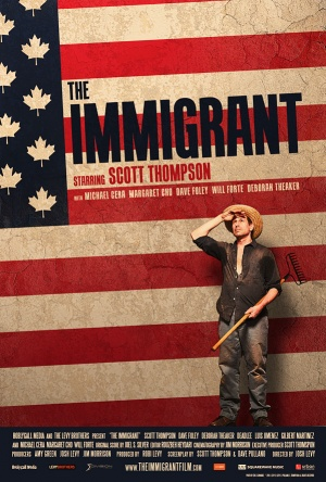 The Immigrant 599x887