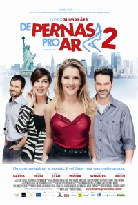 De Pernas pro Ar 2 poster