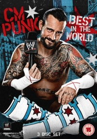 WWE: CM Punk - Best in the World poster
