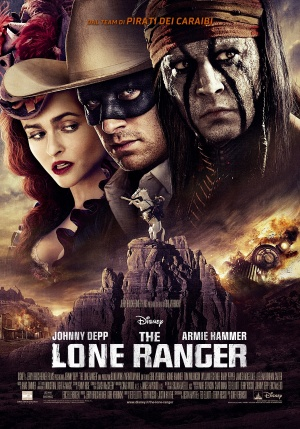 The Lone Ranger 3307x4724