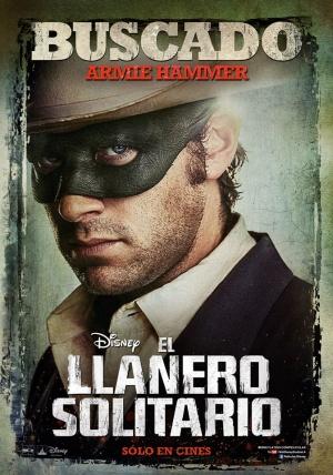 The Lone Ranger 673x960