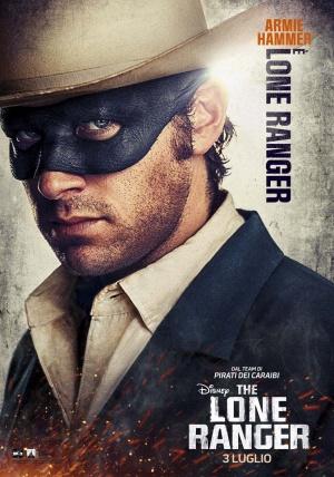 The Lone Ranger 827x1181