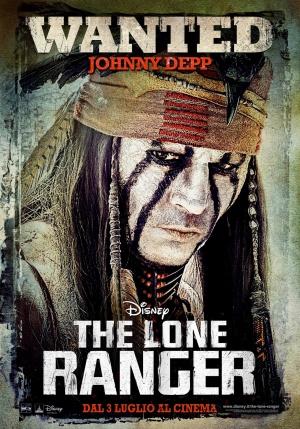 The Lone Ranger 1120x1600