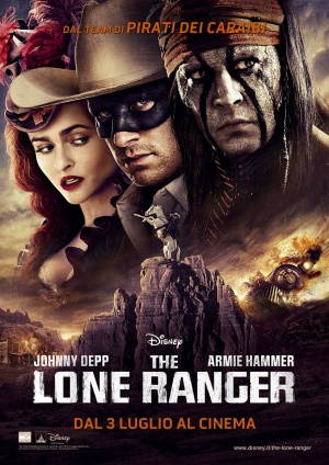 The Lone Ranger 822x1162