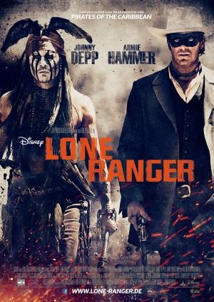 The Lone Ranger 842x1191