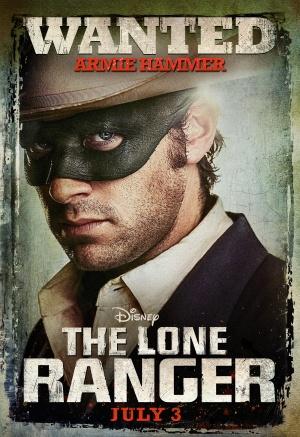 The Lone Ranger 3429x5000