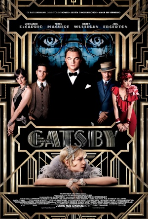 The Great Gatsby 2400x3549