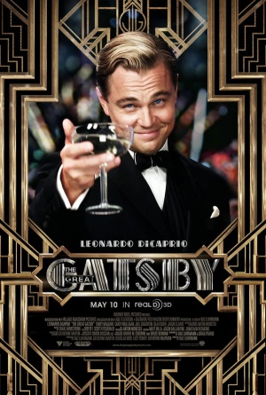 The Great Gatsby 600x889
