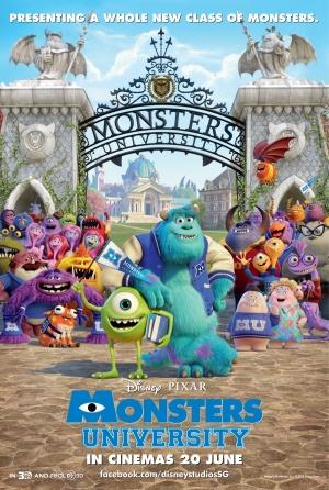 Monsters University 900x1337