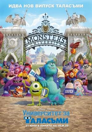Monsters University 559x800