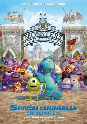 Monsters University 992x1417