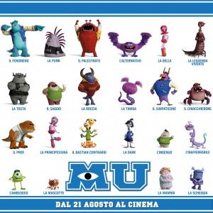 Monsters University 2048x2048