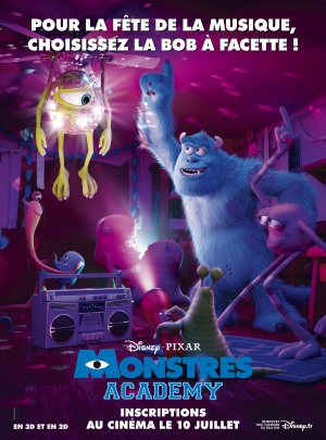 Monsters University 2799x3780