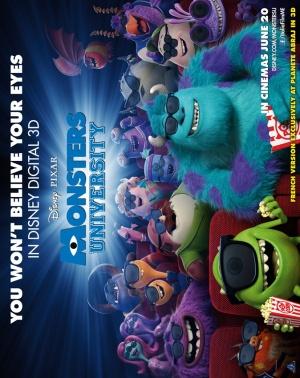 Monsters University 674x850