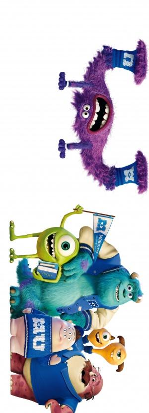 Monsters University 1811x5000