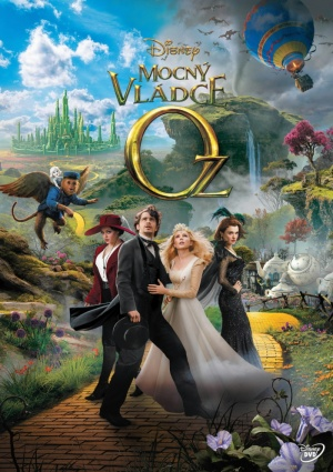 Oz the Great and Powerful 700x991