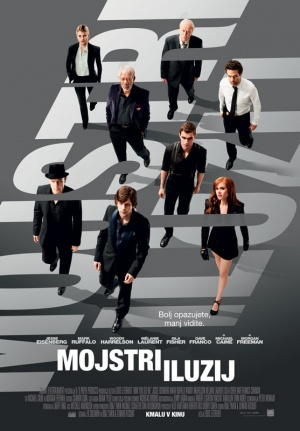 Now You See Me 557x800