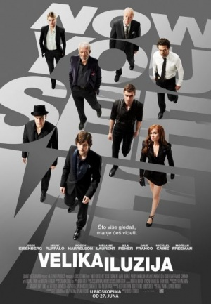 Now You See Me 416x600
