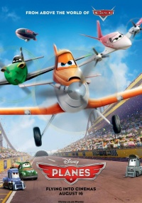 Lentsikat poster