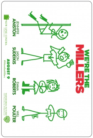 We're the Millers 3370x5000