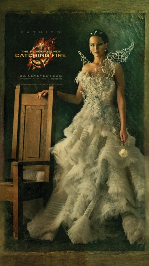 The Hunger Games: Catching Fire 1080x1920