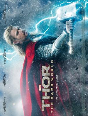 Thor: The Dark World 3791x5000