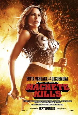 Machete Kills 3376x5000